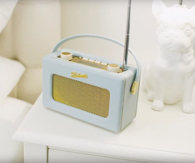 Roberts Radio Revival Uno Pienois Retroradio-21745