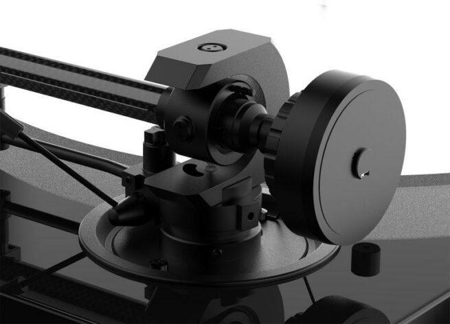 Pro-Ject X1 levysoitin Ortofon Pick It S2 MM äänirasialla-21896