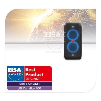 JBL PartyBox 100 Bluetooth Tehokaiutin-0