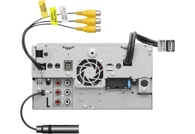 """Kenwood DMX8020DABS 7"""" Digitaalinen Mediakeskus-23656"""