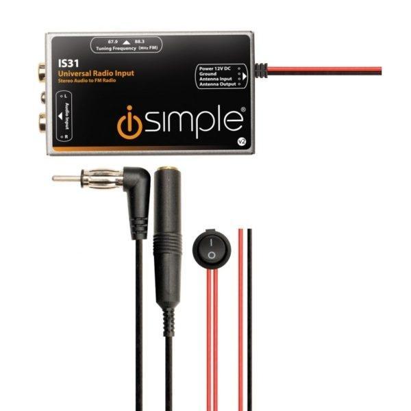 iSimple RadioMod-0