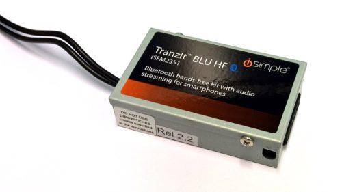 iSimple TranzIt Blue HF-0