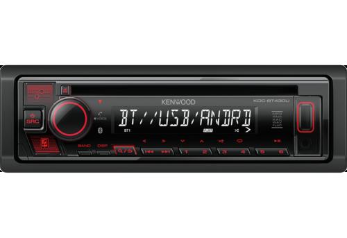 Kenwood KDC-BT430DAB CD/USB Vastaanotin-0