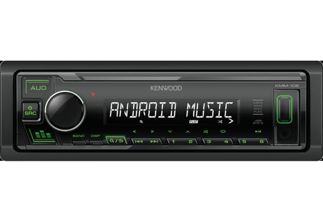 Kenwood KMM-105GY/AY/RY USB Mediasoitin-22254