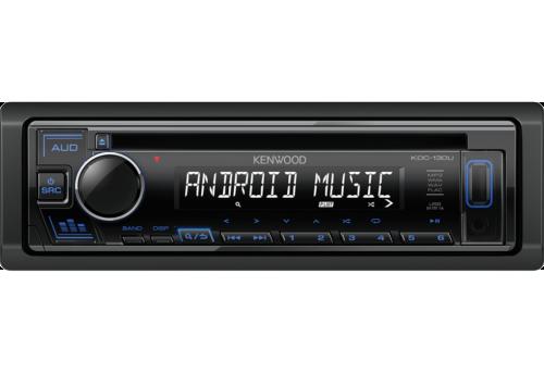 Kenwood KDC-130UB/UR/UG CD Autoradio-0