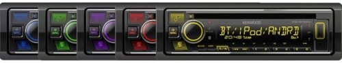 Kenwood KDC-BT530DAB CD/USB Vastaanotin-0