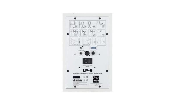"""Kali Audio LP-6 6.5"""" Studiomonitori, valkoinen, kpl-22320"""