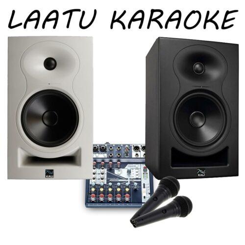 Radiokulma Laatu Karaoke paketti-0