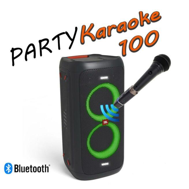 Party Karaoke 100 Karaokepaketti-0