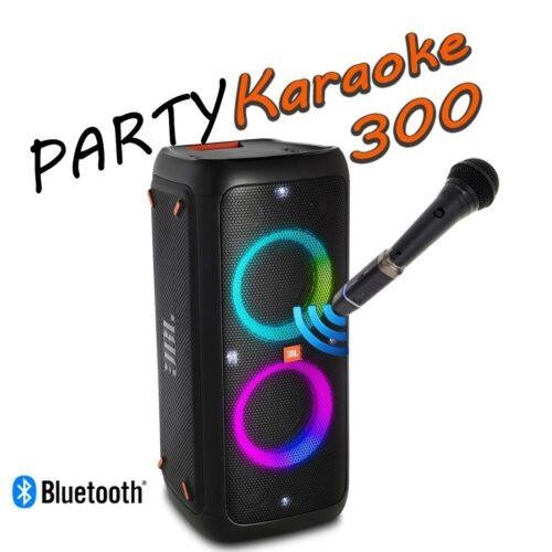 Party Karaoke 310 Karaokepaketti-0