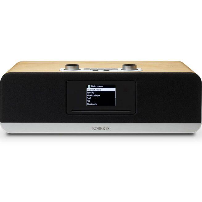 Roberts Radio Stream 67 Smart Musiikkikeskus, Tumma Pähkinä-22331