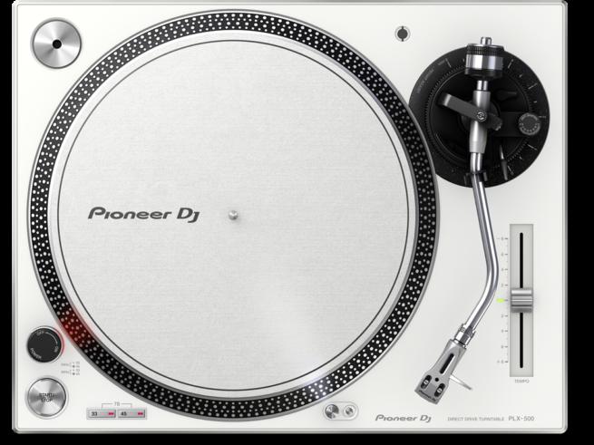Pioneer PLX-500 DJ Vinyylisoitin, Suoraveto-0