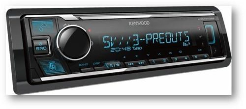 Kenwood KMM-BT356 Bluetooth Mediasoitin USB-0