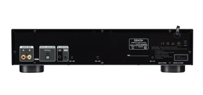 Denon DCD-600NE CD Soitin-22615