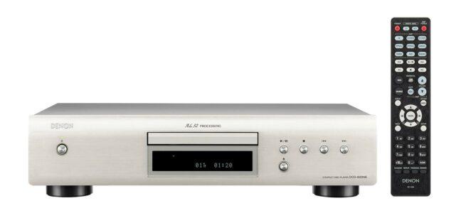Denon DCD-600NE CD Soitin-22617