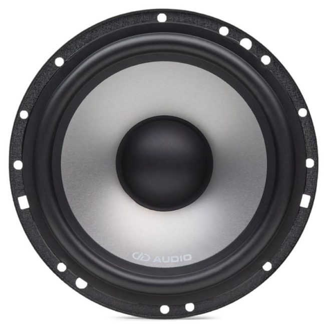 "DD Audio DC6.5a 6.5"" 2-Tie Erillissarja-22675"