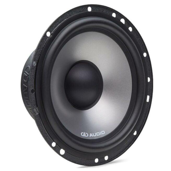 "DD Audio DC6.5a 6.5"" 2-Tie Erillissarja-22676"