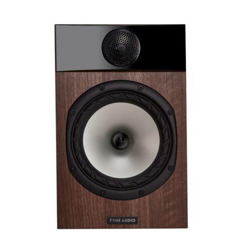 Fyne Audio F301 2-Tie Jalustakaiutin 150mm Pähkinä-0