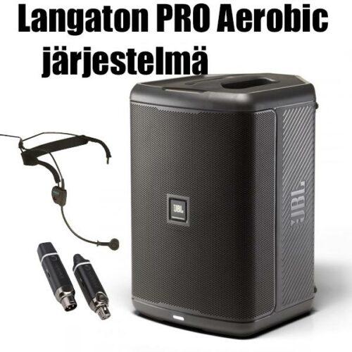 Langaton PRO Aerobic järjestelmä-0