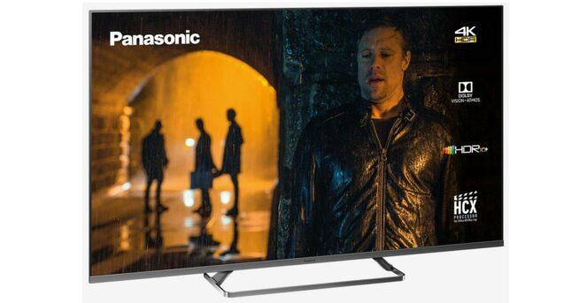 """PANASONIC TX-65GX810E 65"""" 4K HDR PRO LED SMART TV-0"""