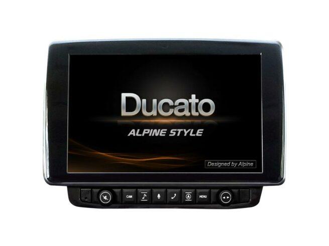 """Alpine X903D-DU 9"""" Ducato Navisoitin-22918"""
