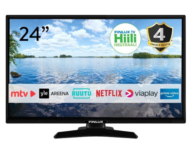 """FINLUX 24-FHMD-5621 24"""" SMART TV 12V-23080"""