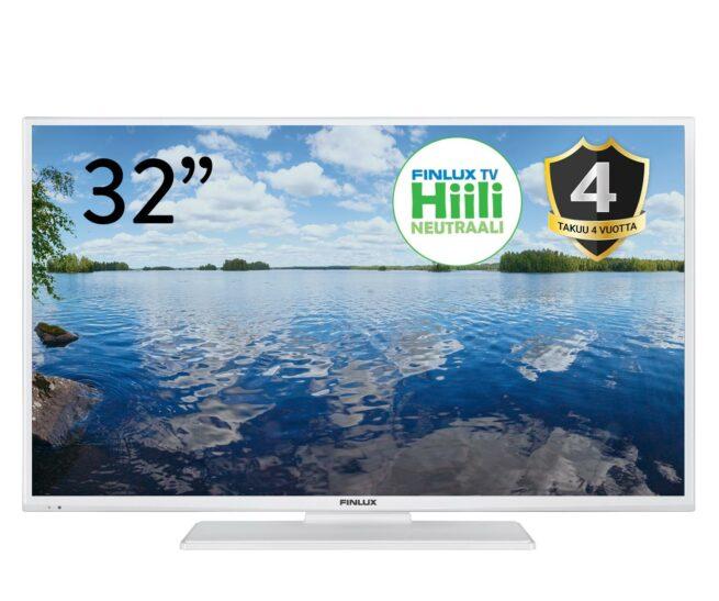 "FINLUX 32-FWB-4121 32"" VALKOINEN LED-TELEVISIO-23070"