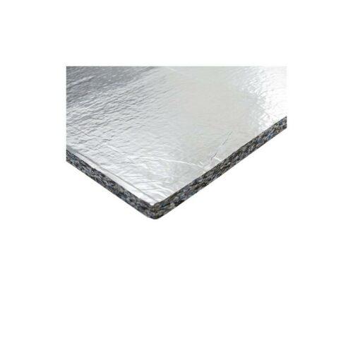 STP rouhepuristeinen äänieriste foliopinnalla 2cm x 50cm x 100 cm, kpl-0