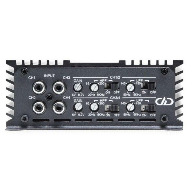 DD Audio D4.100 4-Kanava digipääte-23328