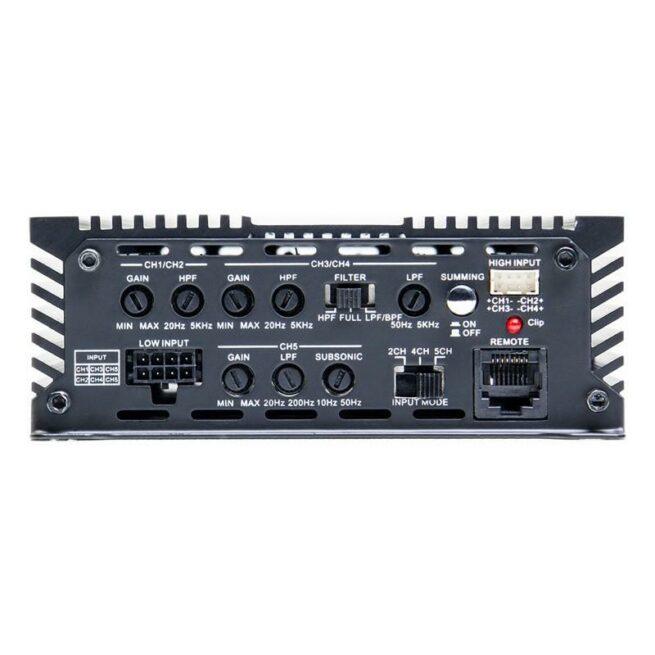 DD Audio D5.500 5-Kanavainen pääte-23352