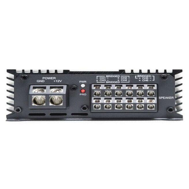 DD Audio D6.500 6-Kanavainen pääte-23342