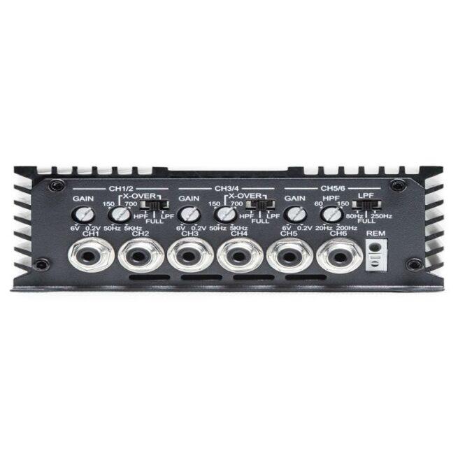DD Audio D6.500 6-Kanavainen pääte-23344