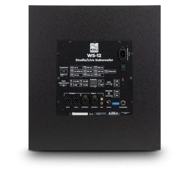 Kali Audio WS-12 aktiivinen subwoofer, 1000W-23416