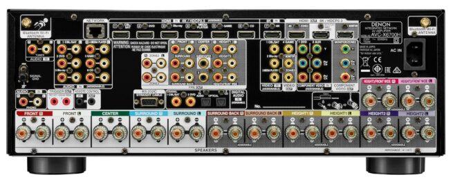 Denon AVC-X6700H 11.2 AV-vahvistin-23587
