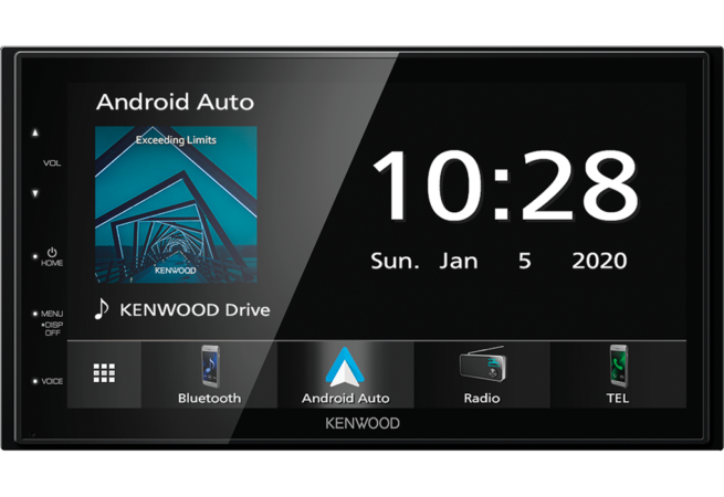 "Kenwood DMX5020BTS 6.8"" Android Auto / Carplay Soitin-23638"