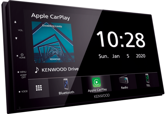 "Kenwood DMX5020BTS 6.8"" Android Auto / Carplay Soitin-0"