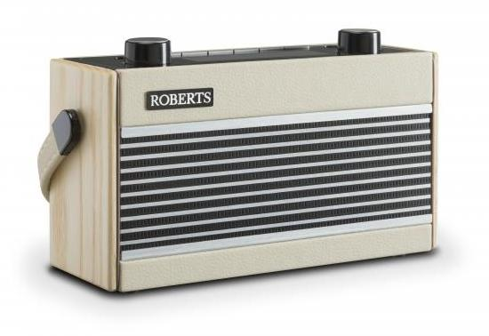 Roberts Radio Rambler BT Retroradio-0
