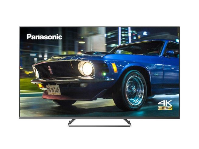 """PANASONIC TX-50HX810E 50"""" 4K LED TV-23621"""