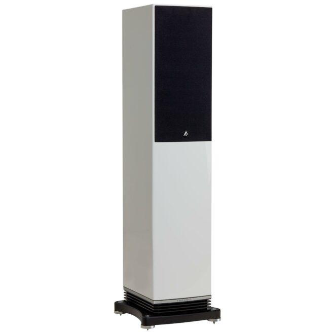 Fyne Audio F501 2.5-Tie 2x150mm Lattiakaiutin, Kiilto-Valkoinen-23824