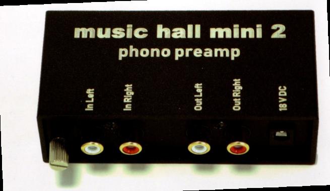 Music Hall Mini 2 RIAA-korjain-23742