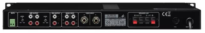 MONACOR SA-440/SW 200W mikserivahvistin-23816