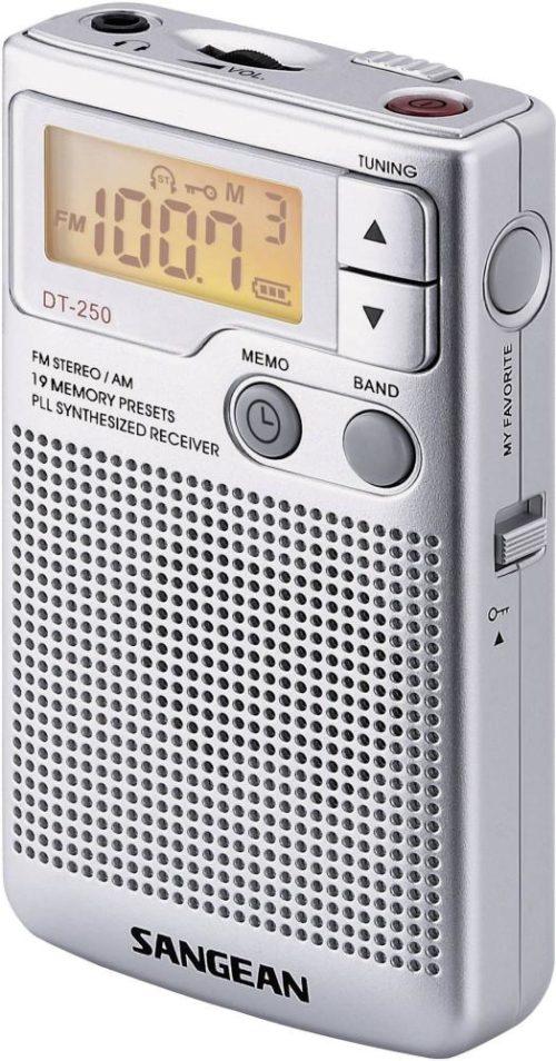 Sangean DT-250 Digitaalinen taskuradio-0