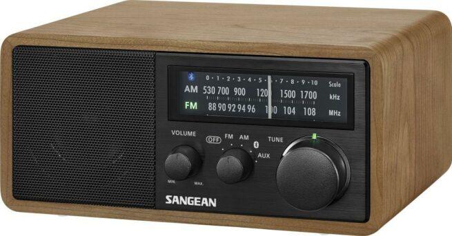 Sangean Genuine 110 plus Bluetooth pöytäradio-23768