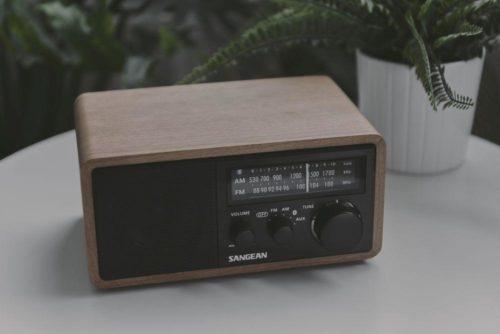 Sangean Genuine 110 plus Bluetooth pöytäradio-0