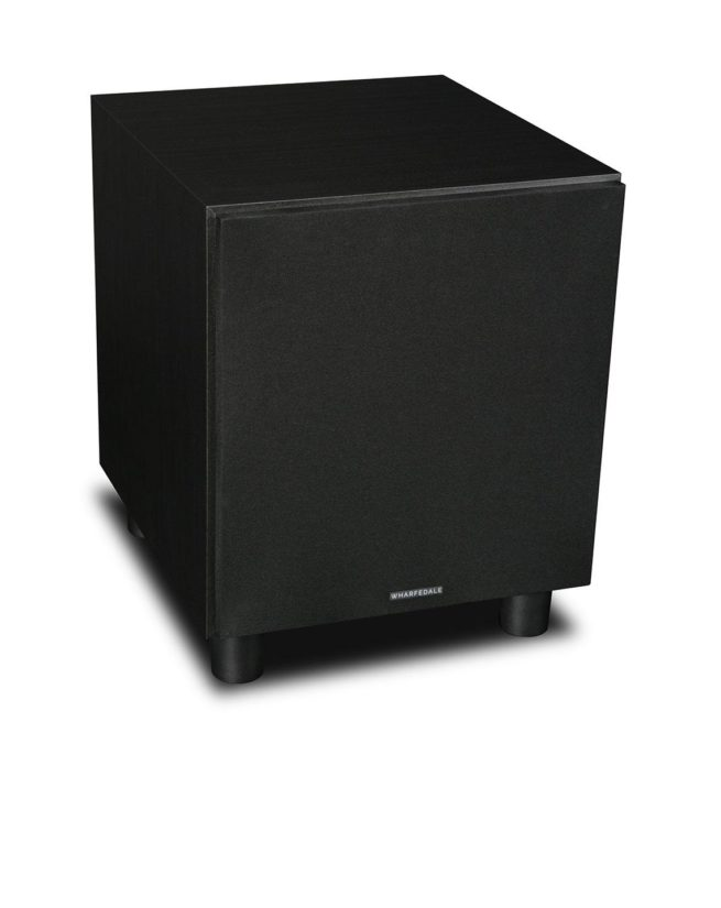 "Wharfedale SW-12 Aktiivinen subwoofer 12""-0"