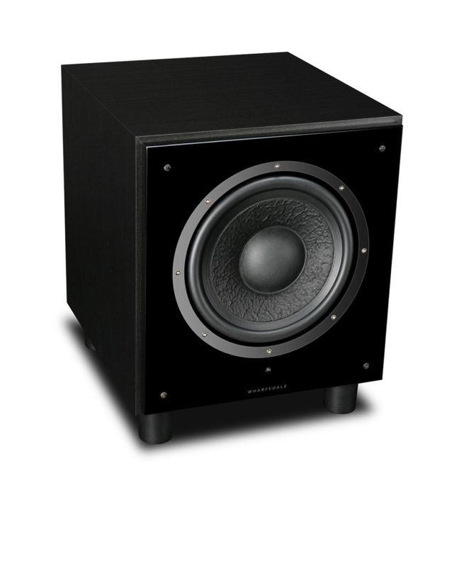 """Wharfedale SW-10 Aktiivinen subwoofer 10""""-23692"""