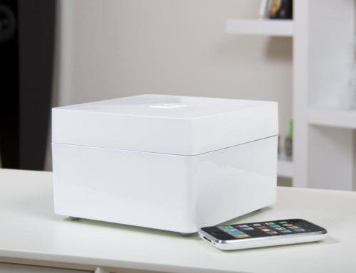 Tangent Pearl Box Bluetooth Korurasiakaiutin, Valkoinen-0