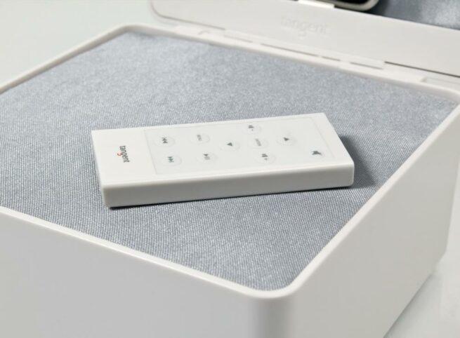 Tangent Pearl Box Bluetooth Korurasiakaiutin, Valkoinen-23775