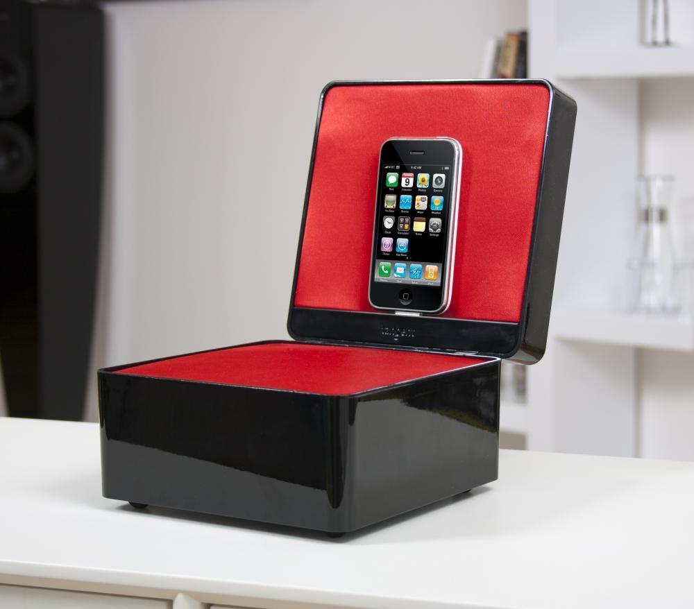 Tangent Pearl Box Bluetooth Korurasiakaiutin, Musta-23769