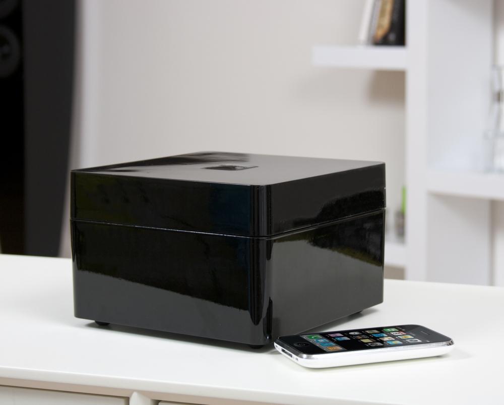 Tangent Pearl Box Bluetooth Korurasiakaiutin, Musta-0